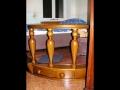 Палуба корабля ,спальная зона в детской комнате