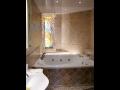 Витраж в ванной.