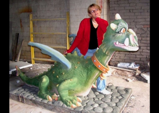 я и мой дракон
