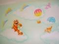 настенная роспись в детской