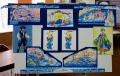 Эскизы оформления фойе Паркетного зала ГКД